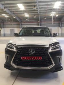 Bán Lexus LX570 Sper Sport 2021, phiên bản mới nhất, nhập Trung Đông bản đủ nhất.