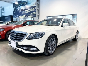 Mercedes S450 Luxury 2020 Siêu lướt biển Đẹp - Rẻ hơn so với mua mới 680tr