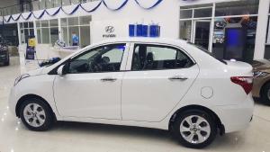 Hyundai I10 Giảm 100% Thuế Trước Bạ, Tặng Gói PK