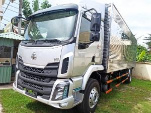 xe chenglong c180 2020 nhập khẩu, tải 7 tấn, thùng siêu dài 10 mét
