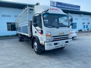 Bán xe tải Jac N900 9 tấn thùng dài 7 mét, hỗ trợ trả góp 75%