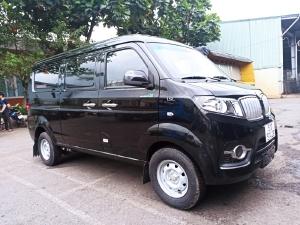 Xe van Dongben X30 2020 chuyên gia vận chuyển trong nội ô thành phố, không lo cấm tải cấm giờ