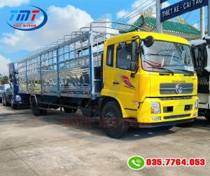 Xe tải Hoàng Huy B180 thùng siêu dài 9m5 máy Cummins giá tốt
