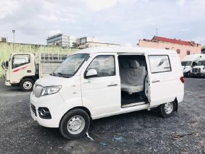 Xe tải van Dongben x30 5 chổ 650kg lưu thông được giờ cấm