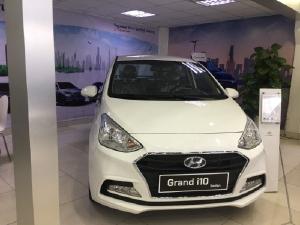 Bảng giá Hyundai Grand i10 mới nhất: Lăn bánh & khuyến mãi