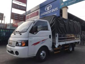 Xe Jac x5 2020 tải 1.5 tấn thùng dài 3,2 mét, động cơ CN Isuzu 1.8