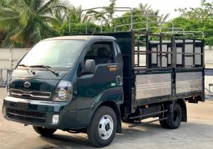 Xe tải Kia K250 thùng mui bạt có sẵn giao ngay