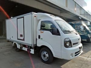 Xe tải Kia K250 thùng đông lạnh có sẵn giao ngay