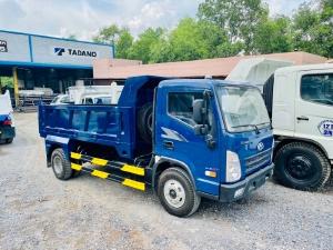 Xe tải Hyundai EX8 GT S2 Thùng Ben 5 khối
