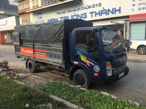 Bán xe tải TERA245L tải trọng 2800KG thùng mui bạt