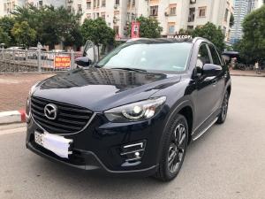 Bán xe Mazda CX 5 đời 2017 - 2.5 AT AWD màu xanh - Giá tốt