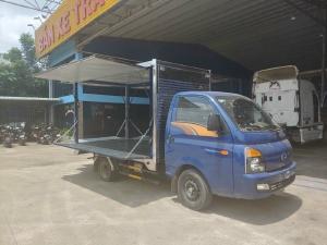 Hyundai New Porter H150 Thùng Bán Hàng Lưu Động