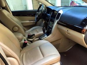 Nhà mua xe mới, bán lại Captiva màu vàng cát, 2008 AT LTZ