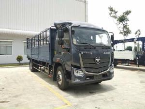 Xe tải Thaco Auman C160 tải trọng 9.1 tấn, động cơ Cumins Mỹ, thùng dài 7,4m