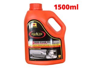Dung Dịch Nước Rửa Xe Siêu Bóng Bọt Tuyết Pallas 1.5l-PLBT1500