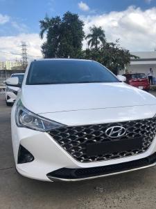 Hyundai Accent 2021 mới 100% sẵn xe giao ngay