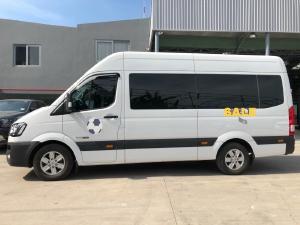 Huyndai Solati 2019 đã qua sử dụng odo giá 60 ngàn km xe đẹp!