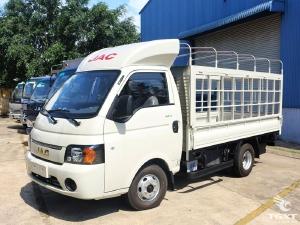 Xe tải Jac X99 990kg thùng mui bạt, giá xe tải Jac 990kg tốt nhất thị trường
