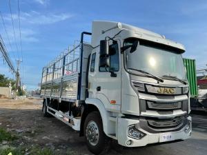 Bán xe tải Jac A5 9 tấn thùng mui bạt, giá xe tải Jac rẻ nhất