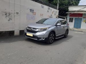Cần bán xe CRV 2020, bản G 1.5tubo, nhập Thái Lan, 7 chổ ngồi, màu bạc xanh cực mới