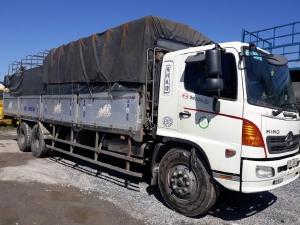 Xe tải Hino FL đời 2017 đăng ký 2018 giá rẻ có hỗ trợ trả góp