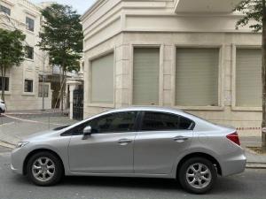 Honda Civic đời 2014 xe gia đình đi còn rất mới giá tốt!