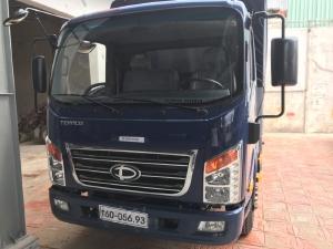 Xe Tải Taraco Tera 345SL tải trọng 3490kg, Thùng dài 6m2