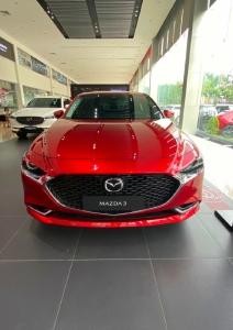 New Mazda 3 - Khuyến Mãi Tặng 100tr tiền mặt