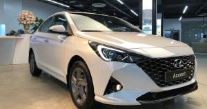 Hyundai Accent AT Full 2021
