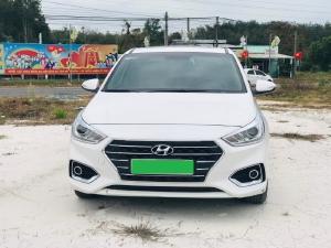 Mình cần bán Hyundai Accent 2019, tự động, bản Full cao nhất, màu trắng