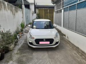 Kẹt tiền buôn bán, bán lại Suzuki Swift 2020 AT,màu Trắng, nhập Thái