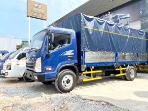 Xe tải Hyundai Mighty Ex8GTL Thùng Mui Bạt 7.2 tấn Xe thùng có sẵn giao ngay trong ngày