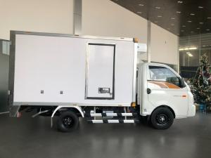 Xe tải Hyundai Porter H150 Thùng đông lạnh1.5 tấn Xe thùng có sẵn giao ngay