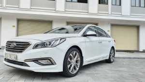 Sonata nhập khẩu 2015