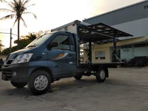Xe Thaco Towner990 850Kg Thùng Cánh Dơi Đời 2021