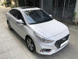 Gia đình cần bán xe Hyundai Accent 2019 số tự động, bản full đặc biệt