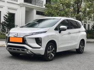 Gia đình bán Mitsubishi Xpander 2019 DK 2020, số tự động, màu trắng
