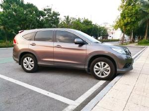 Gia đình cần bán Honda CRV 2013 AT, màu xám hồng