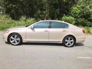 Nhà cần bán Lexus Gs350 2009, số tự động, màu vàng cát