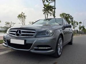 Gia đình cần bán Mercedes C200 2012, số tự động, màu xám
