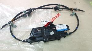 59700B8800 Cụm phanh tay điện tử Hyundai Santafe