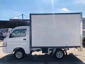Suzuki Carry Pro - Thùng kín composite