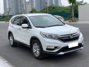 Gia đình cần bán xe Honda Crv 2015, bản 2.0, màu trắng còn mới ken