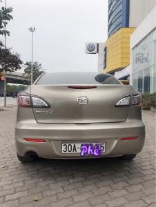 Cần bán nhanh Mazda3S xe đẹp như mới, vì ít đi nên bán