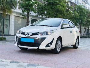 Mình bán Toyota Vios 2019, tự động, dòng G, màu trắng