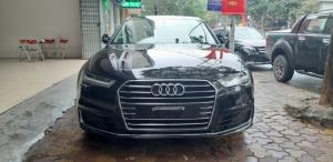 Cần bán xe Audi A6 màu đen đời 2015, xe nguyên bản, vẫn đẹp như mới
