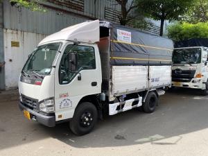 Xe tải Isuzu QKR230 1T9 thùng mui bạt