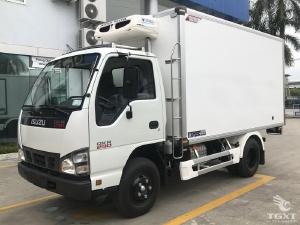Xe tải Isuzu QKR230 1T9 đông lạnh