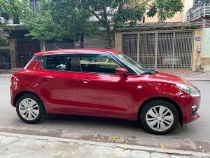 Cần bán nhanh xe Suzuki Swift 2019 đk 2020 màu Đỏ rất đẹp