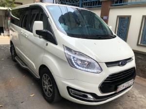 Ford Tourneo Limited 2019 đk 2020, tự động, màu trắng